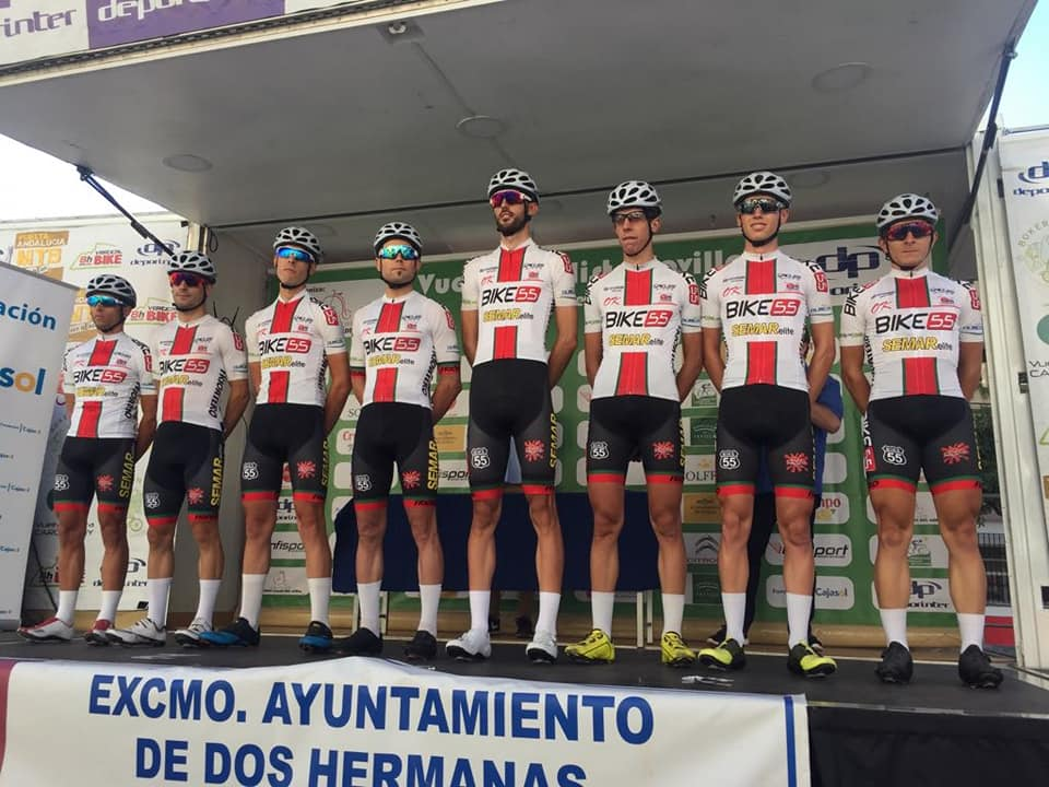 Photo of Sergio Bonilla disputa la XIII Vuelta  Ciclista a Sevilla