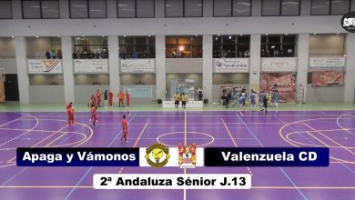 Photo of Mencisport TV | Resumen del CD Apaga y Vámonos FS 5-3 Valenzuela CD